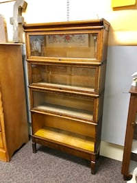 Antique Macey Barrister Stackable Bookcase  Waynesboro, 17268