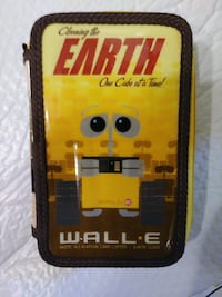 Wall-E Art Supplies Case Markers Colored Pencils P