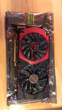 MSI R7 370 Graphics Card Calgary, T2X 3X5