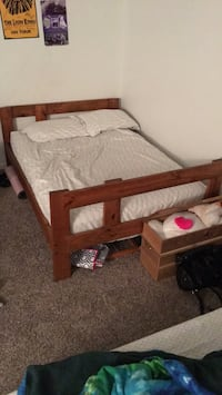 Bed Frame (Full Size) Los Angeles, 91411