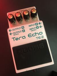 Guitar pedal - Tera Echo  Los Angeles, 90026
