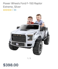 Brand New in Box Ford Raptor Extreme-12volt 2-seater Concord, 28025