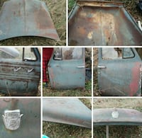 MakeMeOffer * Old Ford 50's(Truck Body Parts ONLY) Munith, 49259