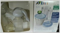 Philips AVENT manual breast pump    Stange, 2335