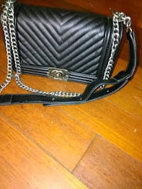 Chanel large leather boy bag Washington, 20001