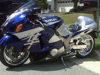 (1st Ed.) 2004 Suzuki Hayabusa Racing Bike Clinton, 20735