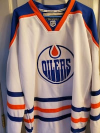 Connor McDavid Autographed Adidas Jersey Beckett COA