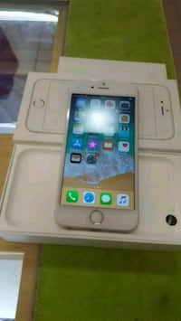 silver iPhone 6 with box Montreal