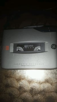 I have a very nice ge recorder in good condition.  Albuquerque, 87108