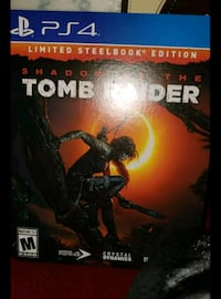 Shadow Of The Tomb Raider PS4 46 km