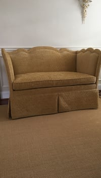 brown diamond quilted sofa Vienna, 22180