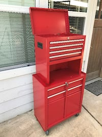 Tool cabinet with 6 drawers Washington