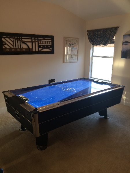 used rhino 7 air hockey table from costco for sale in jacksonville rh us letgo com