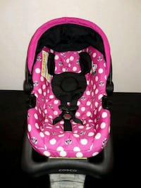 Minnie mouse car seat  Manassas, 20110