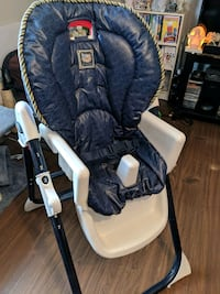 Adjustable Height Highchair Brantford, N3P 1G2
