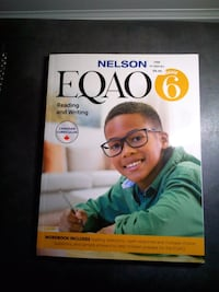 Nelson EQAO Reading and Writing Gr 6