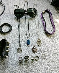 costume jewellery all for $5.00 Barrie