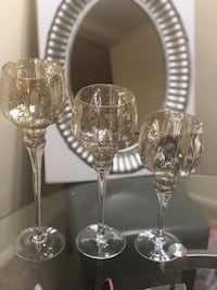 Candle Holders/ Decor