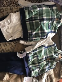 BNWT carters outfit Toronto, M2M 4B1