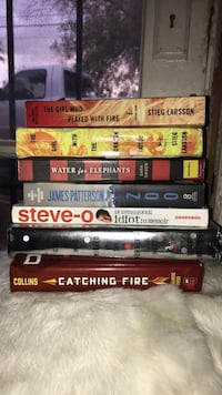 Book Lot of 7 books Tucson, 85716
