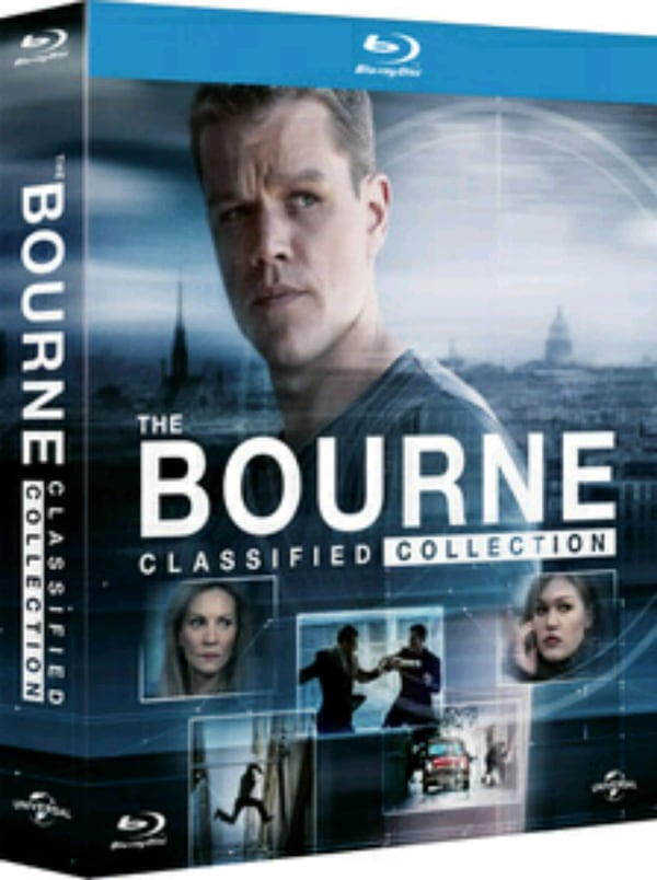 The Bourne Ultimate Collection - 5 Movies  963eadf0-ec04-4446-be21-4219080a9235