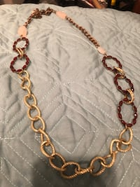 gold chain necklace with pendant Арлингтон, 22204