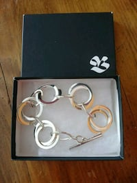 Silver bracelet jewellery from The Bay Oshawa, L1J