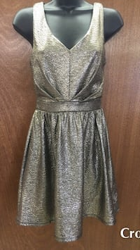 Size Small Metallic Short Formal $26 Indianapolis
