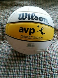 Official Wilson AVP Volleyball  Washington, 20007