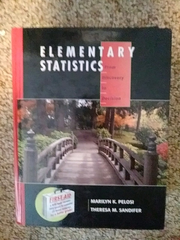 Elementary Statistics by Marilyn K  Pelos and Theresa M  Sandifer book