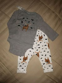 BNWT 3-6 months Old Navy Outfit Oshawa