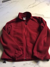 Columbia Woman's Size Medium Fleece Zip Up 436 mi