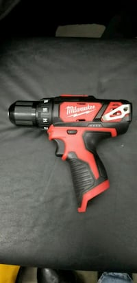 Milwaukee M12 impact Drill/driver NEW(TOOL ONLY) Jersey City, 07305