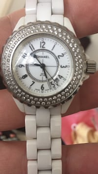 Authentic Chanel watch Toronto, M5V 1A2