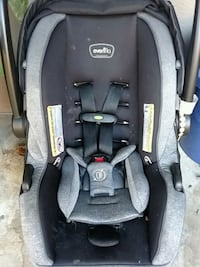 Evenflo infant car seat Fair Oaks, 95628