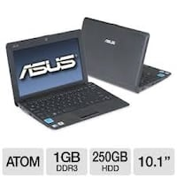 asus Eee windows 7 med kvitering og laptopbag Asker