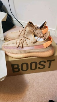 Yeezy Boost 350 v2 Clay size 9.5 Mississauga, L5B