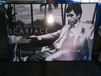 """Al Pacino """"scarface"""" picture w/ frame Gloucester County, 23072"""