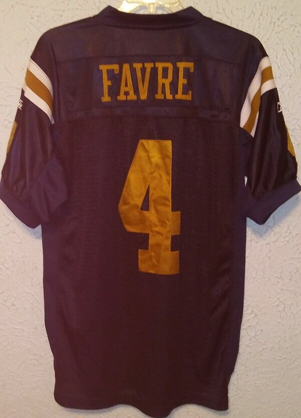 quality design ccf55 7236c Authentic Brett Favre NY Jets Jersey