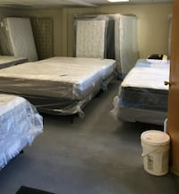 Mattresses on sale 50 to 80% off retail prices. Kings Queens $40 Down