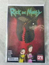 Rick and morty comic #35 Mississauga, L5N 3A1