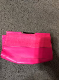 Victoria Secrets bag closes with clasp- Dementions 9 X 6 Reading