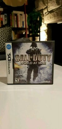 Nintendo DS 'Call of Duty: World at War' Toronto, M6H 3W3