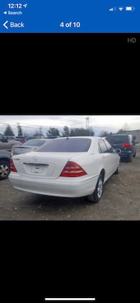 02 Mercedes S500 in mint condition Fort Washington, 20744