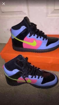 Nike Dunk high size 7y Capitol Heights, 20743