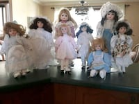 Porcelain dolls just like nee Cambridge, N1R 7M9