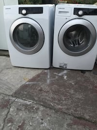 Set washer and gas dryer Samsung Oakland, 94621