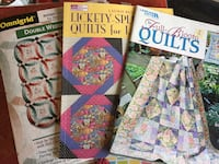 3 quilt pattern book  Lacey, 98503