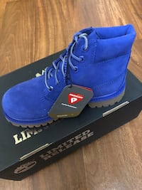 Boys  limited release timberland boots Rockville, 20850