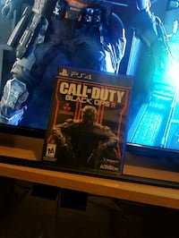 ps4 - call of duty: black ops 3  Mississauga, L5W 1V7